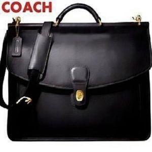 Gorgeous COACH Beekman Briefcase Leather USA